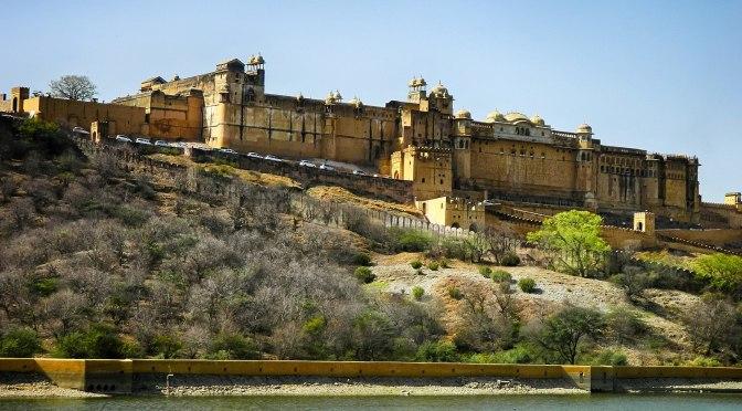 Jaipur's Amber Palace