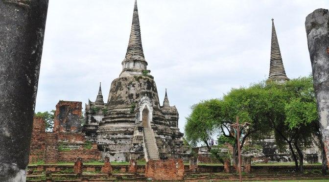 Thailand's ancient capitals